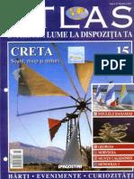 (de Agostini Hellas) Atlas - Intreaga Lume La Dispozitia Ta (15) (Ro)