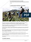 Protegeran Riberas y Reforestaran Hectareas Con Bambu [SERVINDI][2017!10!26]