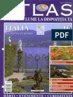 (de Agostini Hellas) Atlas - Intreaga Lume La Dispozitia Ta (16) (Ro)
