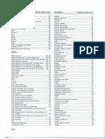 Diccionario de Elementos e IU