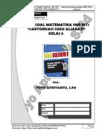 167554343-Bank-Soal-Faktorisasi-Suku-Aljabar.pdf