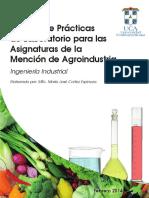 Manual de Prácticas Agroindustriales