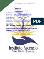 Cuadro Comparativo 2011-2017