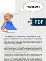 problem 04 - Tower Sizing & Tray Design.ppt