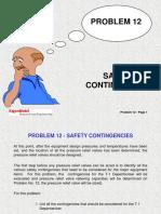 problem 12 - Safety Contingencies.ppt