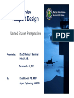 IHS - Day 2 - Session 5 - Khalid Kodsi - Heliport Design Overview - USA Perspective