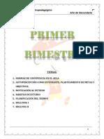 Manual Tutoria 1er Año - 2014 Terminando