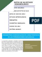 CAPITULO II-B PARAMETROS HIDROGEOLOGICOS.pptx