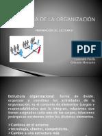 Estructura de La Organizacic3b3n Expo No 3 Marzo 9 2013