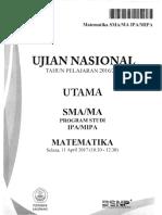 2017 Mat Ipa