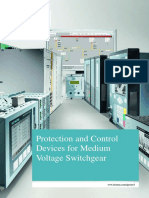 APN-002 Protection and Control Devices
