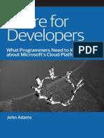 Azure for Developers