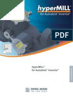 Autodesk Inventor Cad Integration HyperMILL En