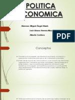 PLANIFICACION ECONÓMICA