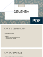 Dementia Ppt