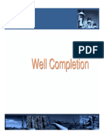 7. Well Completion