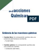 ClaseReaccionesQuímicas