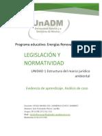 Legislación ambiental mexicana