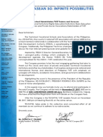 5th PhilTVET Congress - Participant Invitation Kit Nov42017