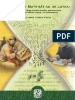 Modelo Matematico Lotka