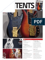 Guitar Buyer Magazine Issue 109 Contents