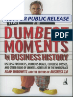 The_Dumbest Moments in Business History.pdf