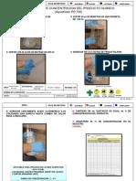 Verificacion Concentracion Producto Quimico Aquaklean RP700