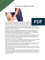 Alertan Por Aumento de Osteoartrosis en Rodilla Entre Los Jóvenes