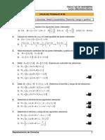 3.S4 HT Relaciones Binarias, Lineal y Cuadratica. Dominio, Rango y Grafica MBING 2017-2