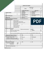 CS Forging Requirements