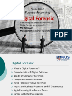 ACC 4613 L8 - Digital Forensic - Lecture Notes