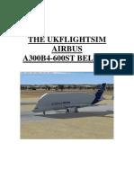UKFS Airbus A300B4-600ST Beluga