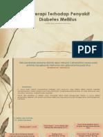 Fitoterapi Terhadap Penyakit Diabetes Mellitus