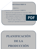 MRP II (Segunda Parte)