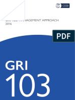 Gri 103 Management Approach 2016