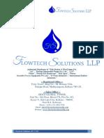 Flowtech Brochure