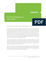 Xerafy - Facility Management Feat. RFID