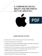 A Brief History of Apple Ppt