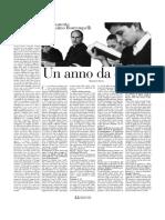 Bontempelli. Un Anno Da Capire. Micropolis Febbraio 2009