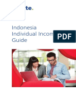 Id Tax Indonesia Individual Tax Guide 2015 Noexp