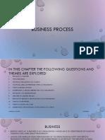 W4 Business Process