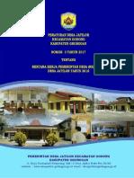 3. PERDES JATILOR 2017_3 RKP-Desa 2018.pdf