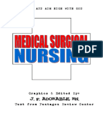 44741463 Medical Surgical Nursing With Mnemonics