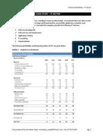 Fin Model Case Study - IT Sector - 29 Oct 2017