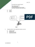 Soalan KHB ERT Percubaan Pmr 2010 (Perlis)