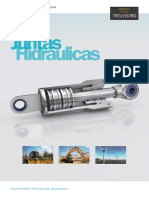 Hydraulic juntas
