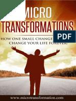 Micro Transformation
