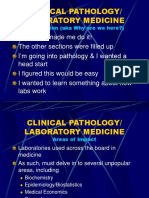 Clinical Pathology Introductory Lecture