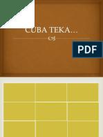 CUBA TEKA