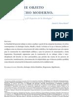 El Sublime Objeto Del Derecho Moderno - Daniel Florez M